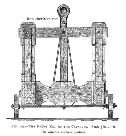 Medieval Trebuchet in addition Page 8 additionally Ballista further Page 176 further Catapultanimation. on large trebuchet plans