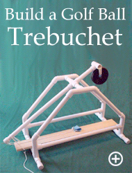 how to make a model trebuchet