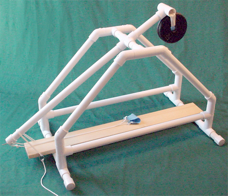 PVC Pipe Catapult - Build a Golf Ball Catapult with TrebuchetStore.com